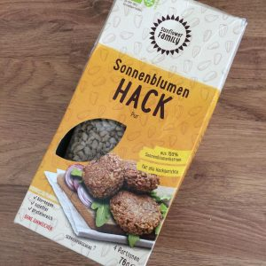 Review: Sunflower Hack – Vegan, Gluten and Soya Free Mince