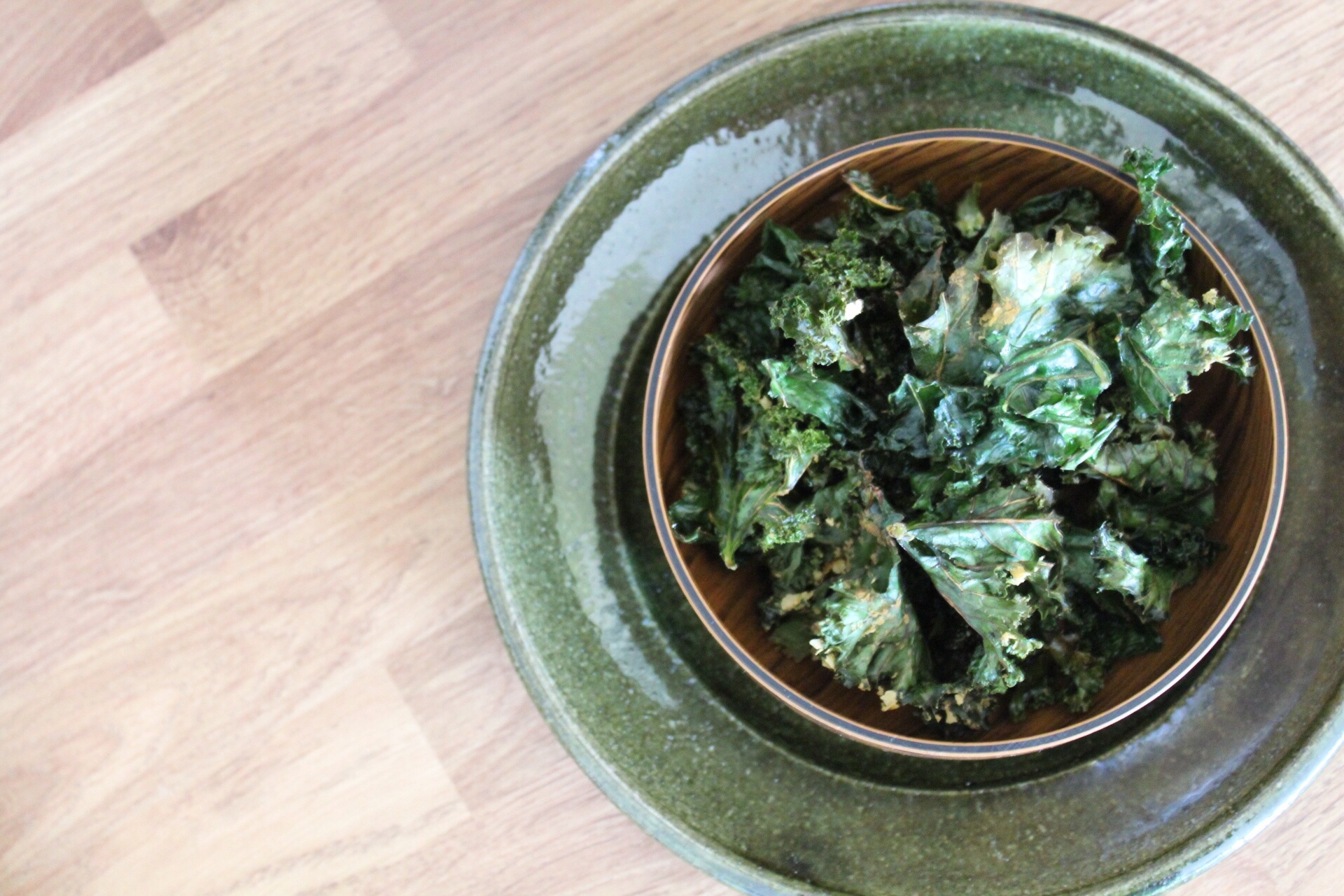 Kale Chips Recipe ~ How to Make Kale Chips