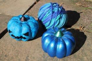 Teal Pumpkin Ideas: 3 Easy Ways to Decorate a Teal Pumpkin