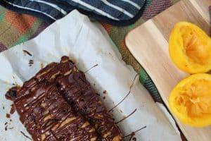gluten free chocolate orange cake
