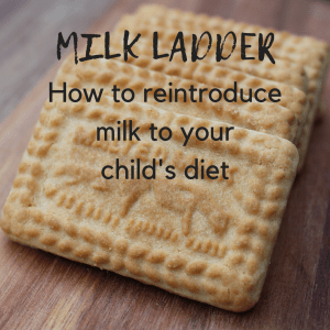 milk ladder
