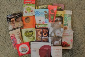 Treat Trunk Healthy Snacks Review & Giveaway