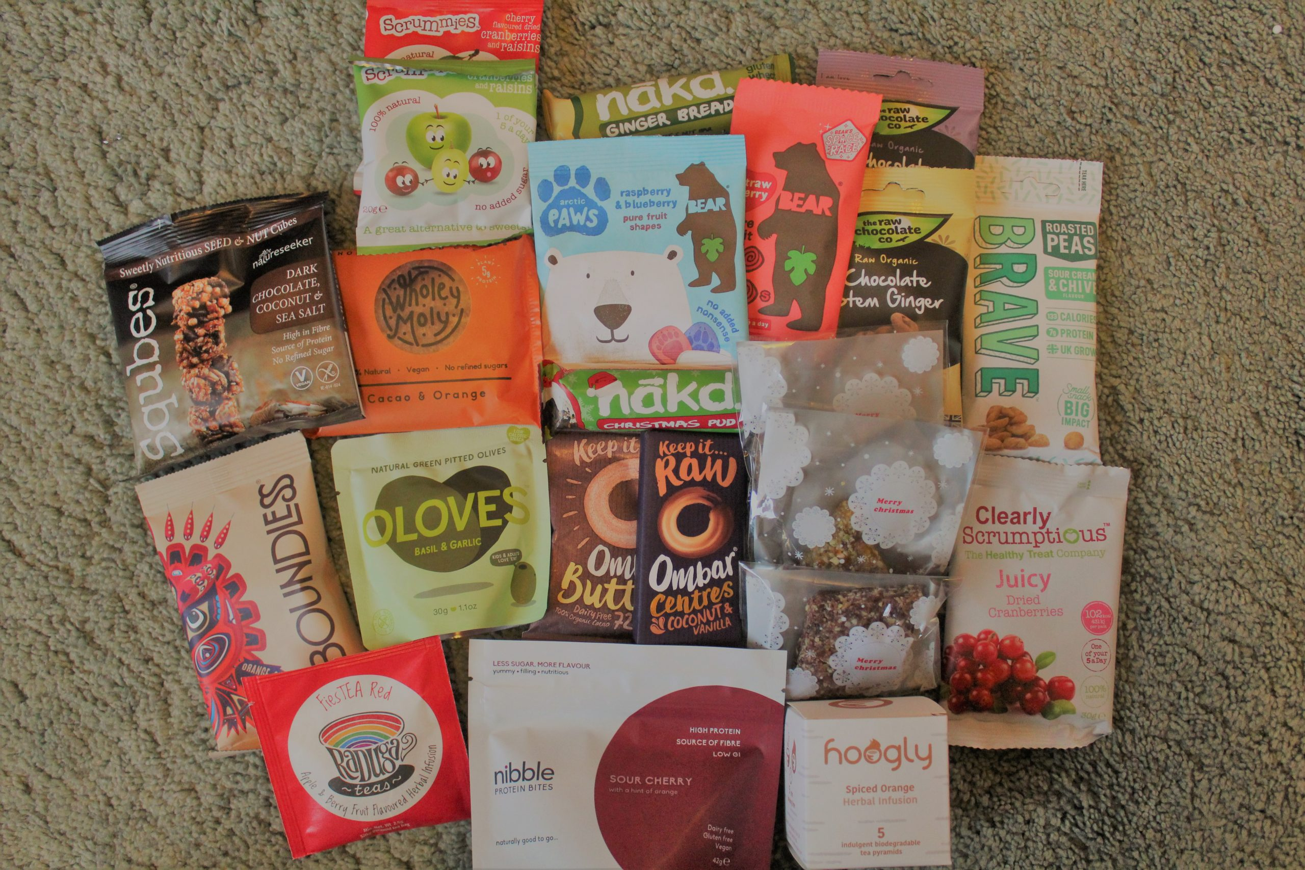 Treat Trunk Healthy Snacks Review