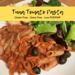 dairy free tuna pasta