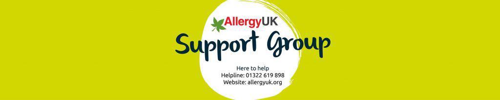 allergy uk facebook support group
