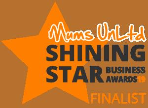 mums unltd shining star finalist 2019