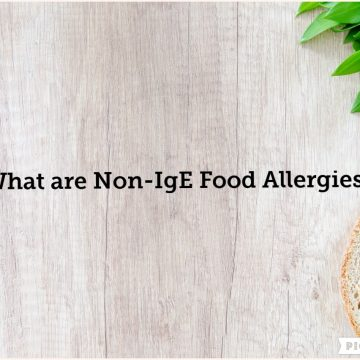 what are non-ige food allergies