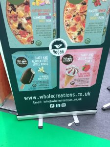 whole creations free from pizzas and desserts