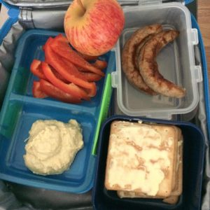 dairy and soya free lunchbox
