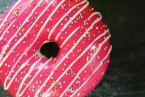 allergy friendly doughnut cake