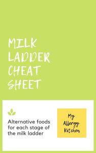 milk ladder alternative foods
