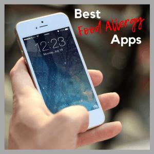 best food allergy apps
