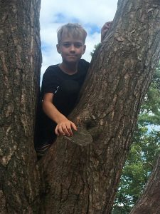 Jack has undergone oral immunotherapy treatment for his severe peanut allergy