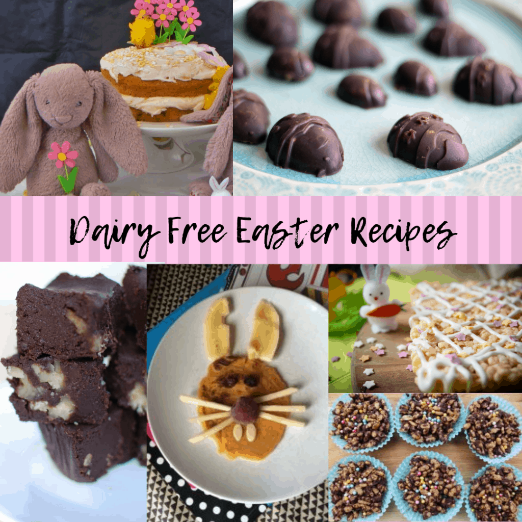 dairy free easter recipes