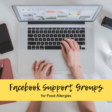 facebook groups for food allergy