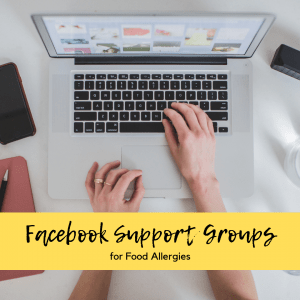 facebook allergy support groups
