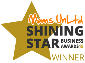 mums unltd shining star award winner 2019