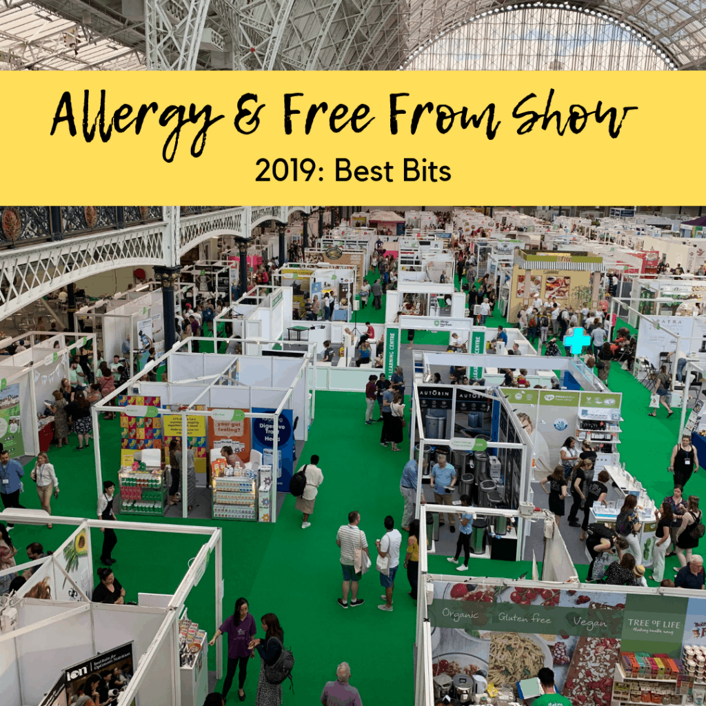 allergy & free from show 2019 best bits