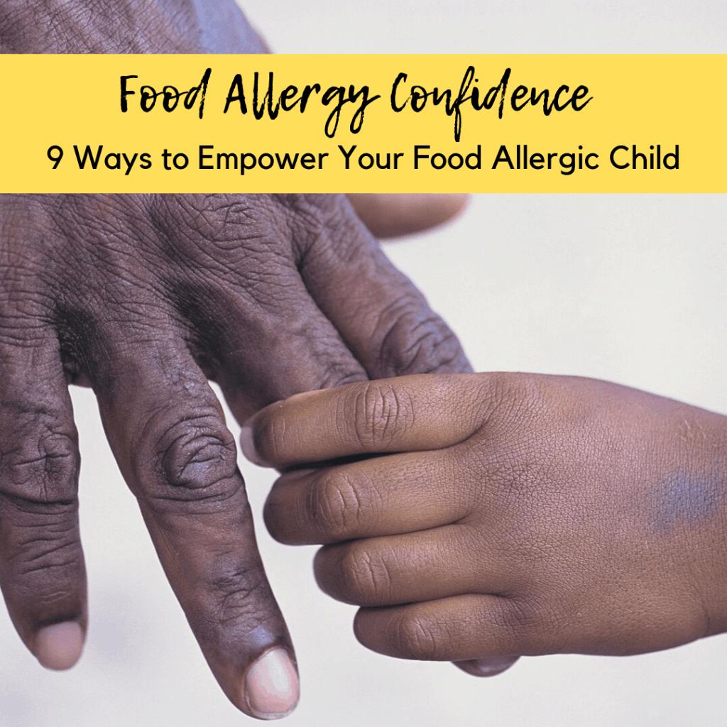food allergy confidence