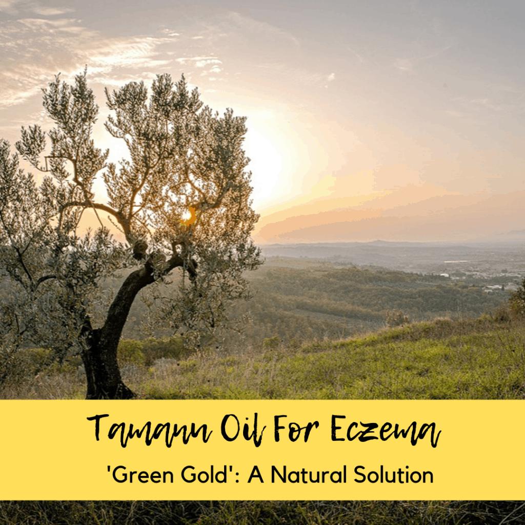 tamanu oil for eczema
