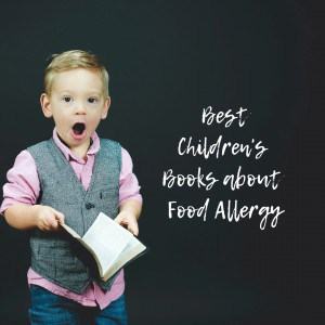 best children's books about food allergy